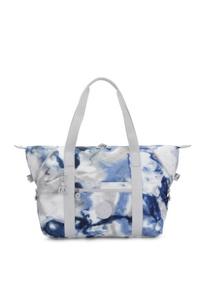 CLASSICS ART - Tote bag - mottled blue