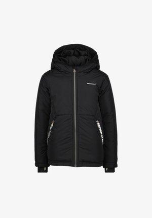 TIVARO - Winter jacket - deep black