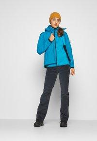 CMP - Fleece jacket - danubio/antracite - 1