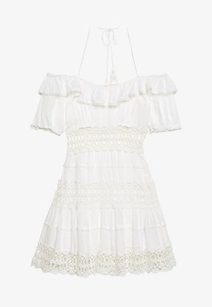 CRUEL INTENTIONS MINI - Korte jurk - off white