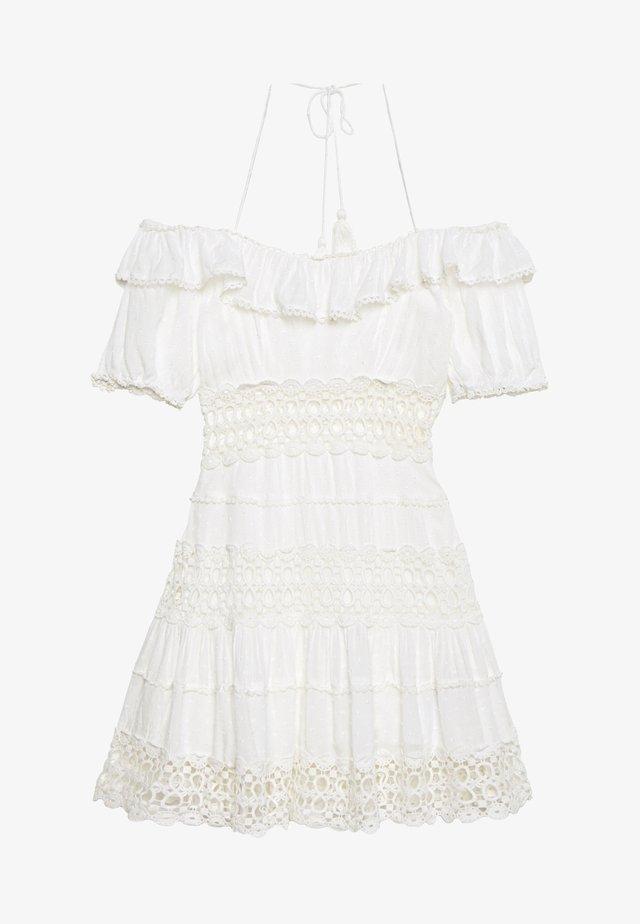 CRUEL INTENTIONS MINI - Day dress - off white