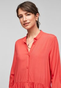 QS by s.Oliver - Shirt dress - red - 4