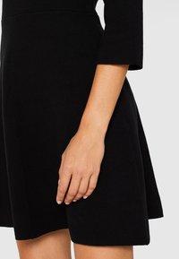 Esprit - Jumper dress - black - 4