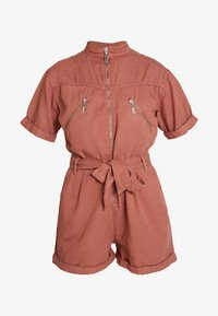 Topshop - UTILITY - Overal - coral - 4