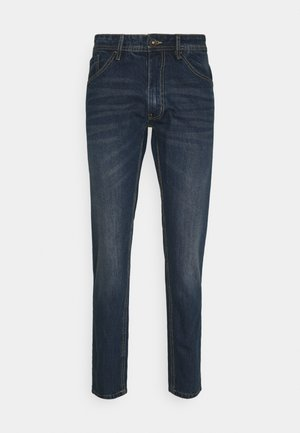 NEW YORK JEANS - Jean slim - blue denim