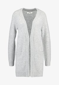 Zalando Essentials - Cardigan - mottled light grey - 4