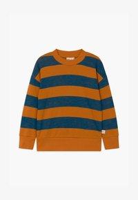 Mainio - UNISEX - Long sleeved top - sudan brown/maroccon blue - 0