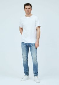 Pepe Jeans - STANLEY WORKS - Jeans Tapered Fit - denim - 1