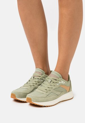 SOPHIE FIFTY - Sneakersy niskie - dusty olive