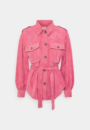 ONLNINA SHORT SHACKET - Tunn jacka - baroque rose