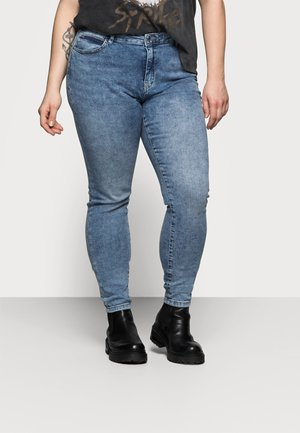 CARLAOLA LIFE - Jeans Skinny Fit - light blue denim