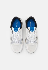 Replay - SPORT LOUD - Trainers - white/black/royal - 3