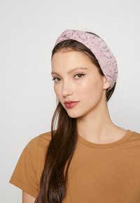 Becksöndergaard - SIE HAIRBAND - Hair styling accessory - pink - 1