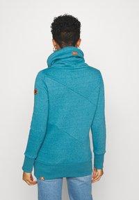 Ragwear - VIOLA - Sweatshirt - blue - 2