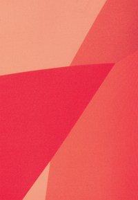 Sloggi - WOMEN SHORE KIRITIMATI - Maillot de bain - red light combination - 2