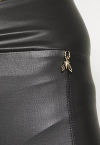 Patrizia Pepe - PANTS - Leggings - Trousers - nero - 4