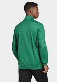 adidas Performance - TIRO 19 CLIMALITE TRACKSUIT - Training jacket - green - 2