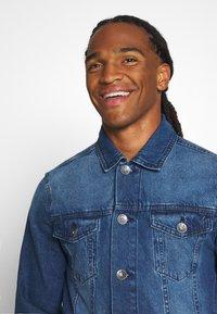 Redefined Rebel - MARC JACKET - Denim jacket - mid blue - 3