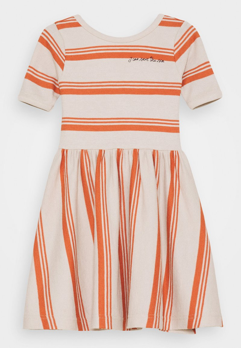Mainio - HORIZONS DRESS - Jumper dress - moonbeam/autumn glaze