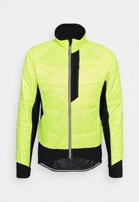 LÖFFLER - BIKE ISO JACKET HOTBOND - Outdoorjakke - neon yellow - 3