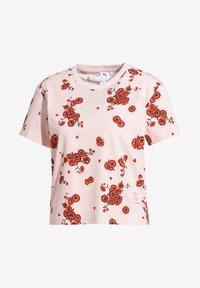 Puma - Print T-shirt - pink - 4