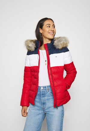 COLORBLOCK JACKET - Winter jacket - twilight navy