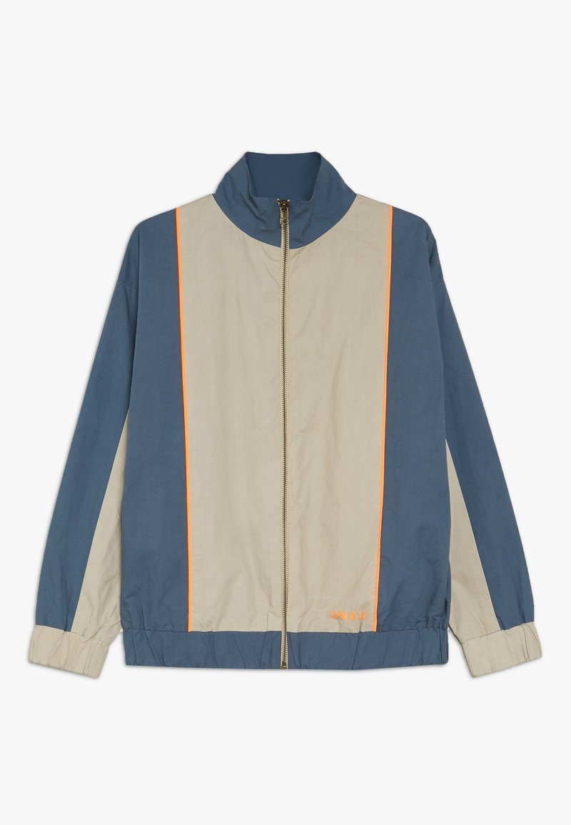 Unauthorized - FREDIE JACKET - Light jacket - orien blue