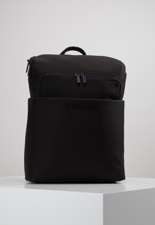 ROADSTER BACKPACK - Tagesrucksack - black