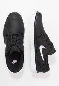 Nike Golf - JANOSKI G - Golfsko - black/white - 1