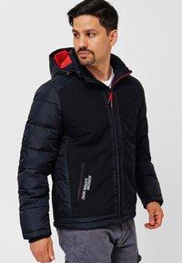 INDICODE JEANS - Winter jacket - black - 3