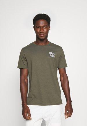 THERAPY BIKE EMBRO - Camiseta básica - olive