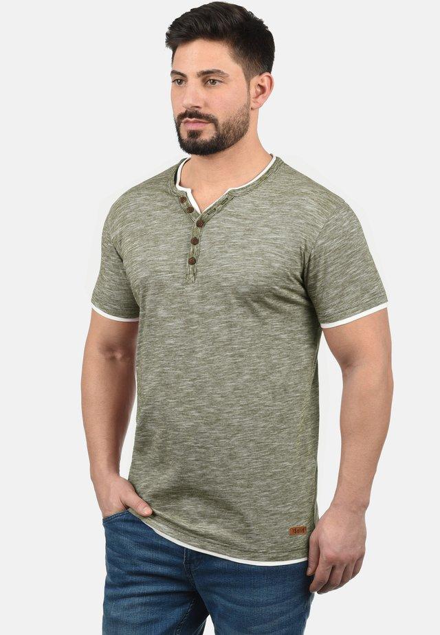 DIGOS - T-shirt print - olive