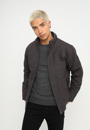 Light jacket - tarmac