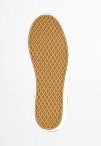 Guess - SANAM - Sneakers laag - mehrfarbig braun - 4