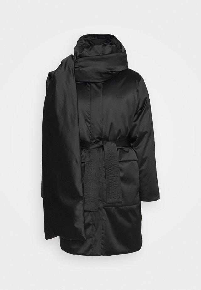 SNOHETTA COAT  - Doudoune - black