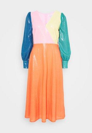 DANNII DRESS - Cocktail dress / Party dress - multi-coloured