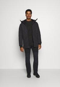 Arc'teryx - THERME PARKA MENS - Down coat - black - 1