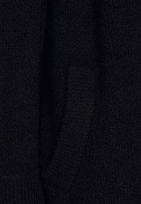 PIECES Tall - PCELLEN LONG - Cardigan - black - 2