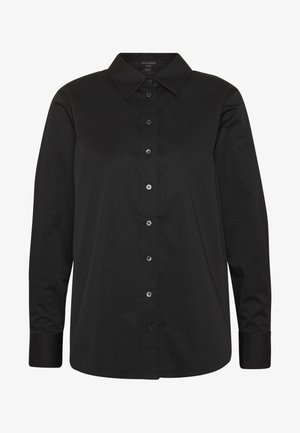IRIS LACE SHIRT - Blouse - black