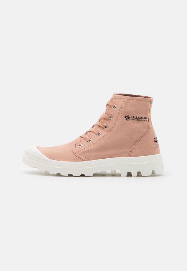 PAMPA ORGANIC II - Veterboots - rose brick