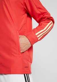 adidas Performance - BELGIUM RBFA PRESENTATION JACKET - Landslagströjor - red - 5