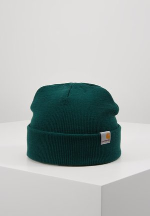 STRATUS HAT LOW - Beanie - dark fir