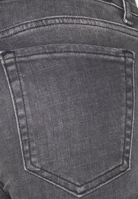 Marc O'Polo - ALBY STRAIGHT - Slim fit jeans - commercial black wash - 2