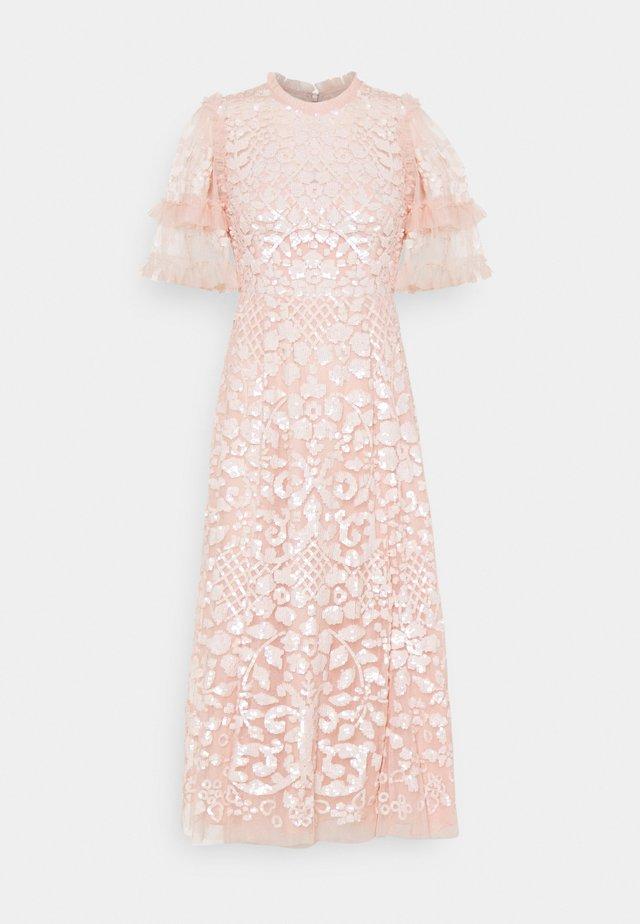 AURELIA BALLERINA DRESS - Vestido de cóctel - strawberry icing