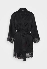 Etam - DESHABILLE - Dressing gown - noir - 4