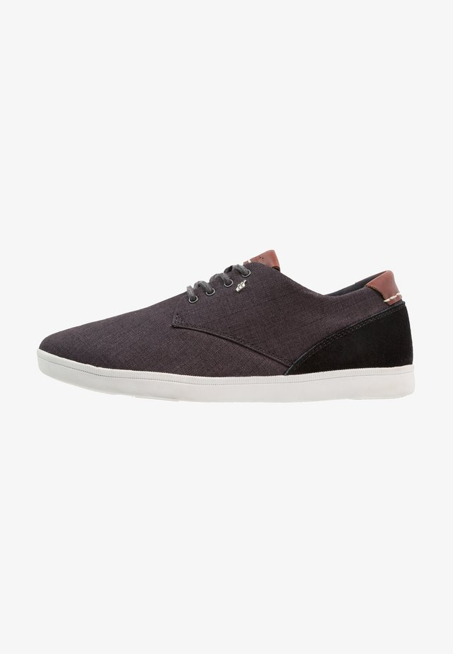 HENNING - Sneaker low - black