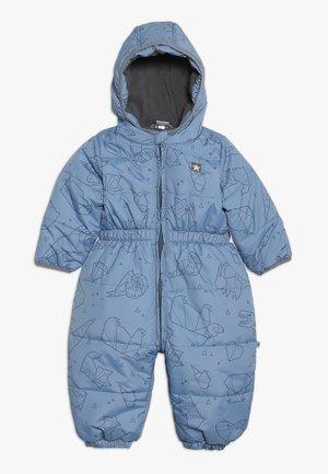 Snowsuit - blau