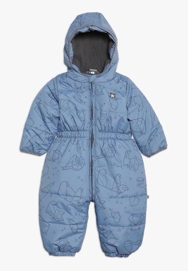 Skioverall / Skidragter - blau