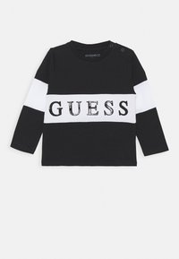 Guess - BABY - Long sleeved top - jet black - 0