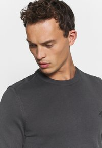 Marc O'Polo - CREW NECK - Jumper - gray - 3